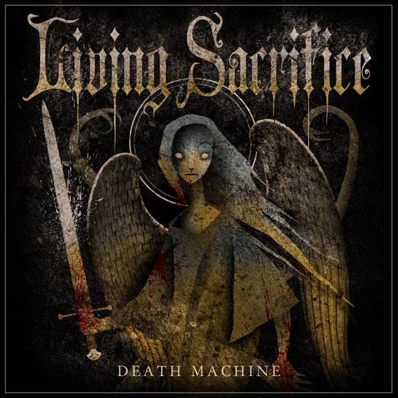 Living Sacrifice, album art