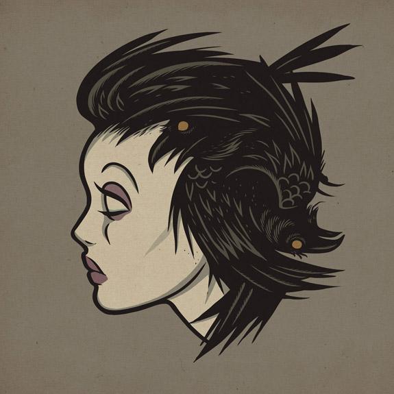 drawl_raven