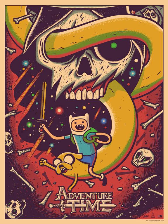 adventuretime_poster