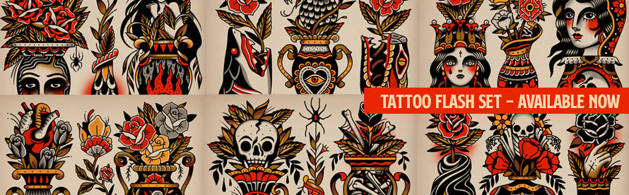 72slide_tattooflashset1