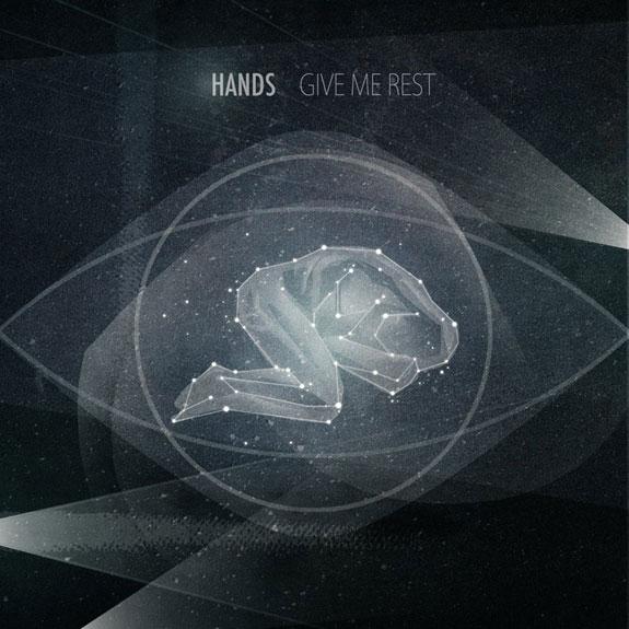 Hands Give Me Rest album artwork