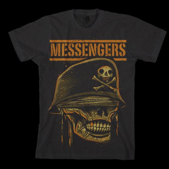 Messengers, T shirt