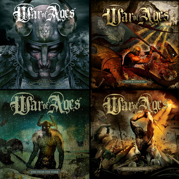 War Of Ages, album art